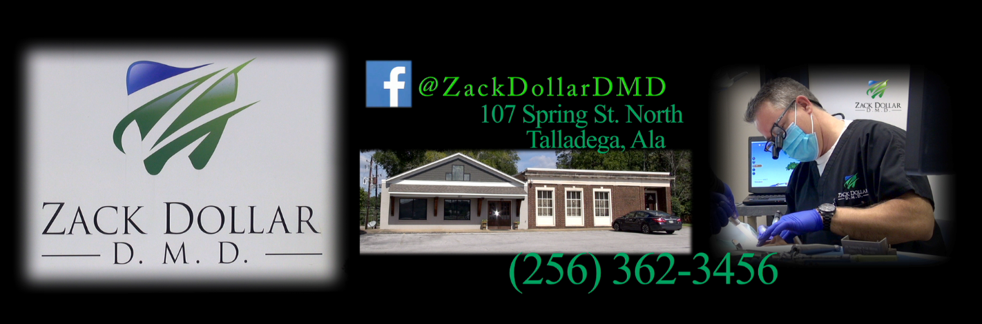 Zack Dollar, DMD - Cosmetic and Implant Dentistry